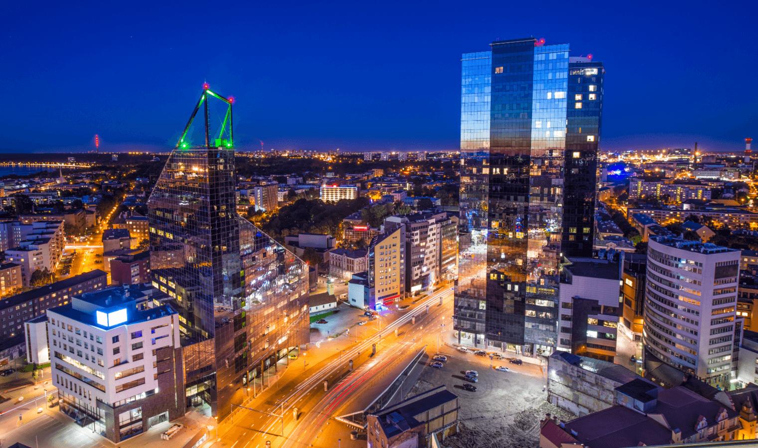 Baltian osakemarkkinoille sijoittaminen