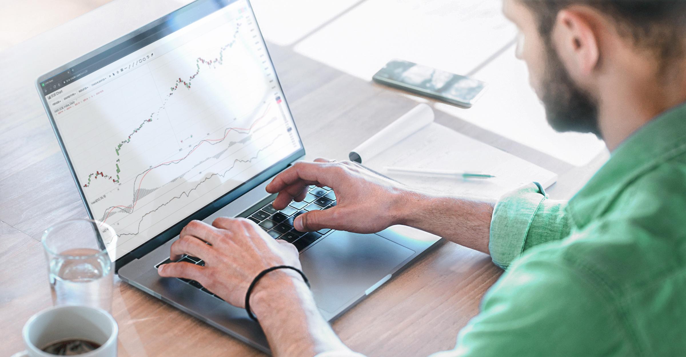 LYNX Basic - Online beleggen via de webtrader