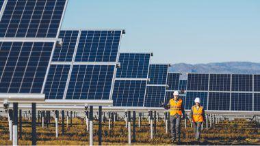 Aurinkoenergiaan sijoittaminen