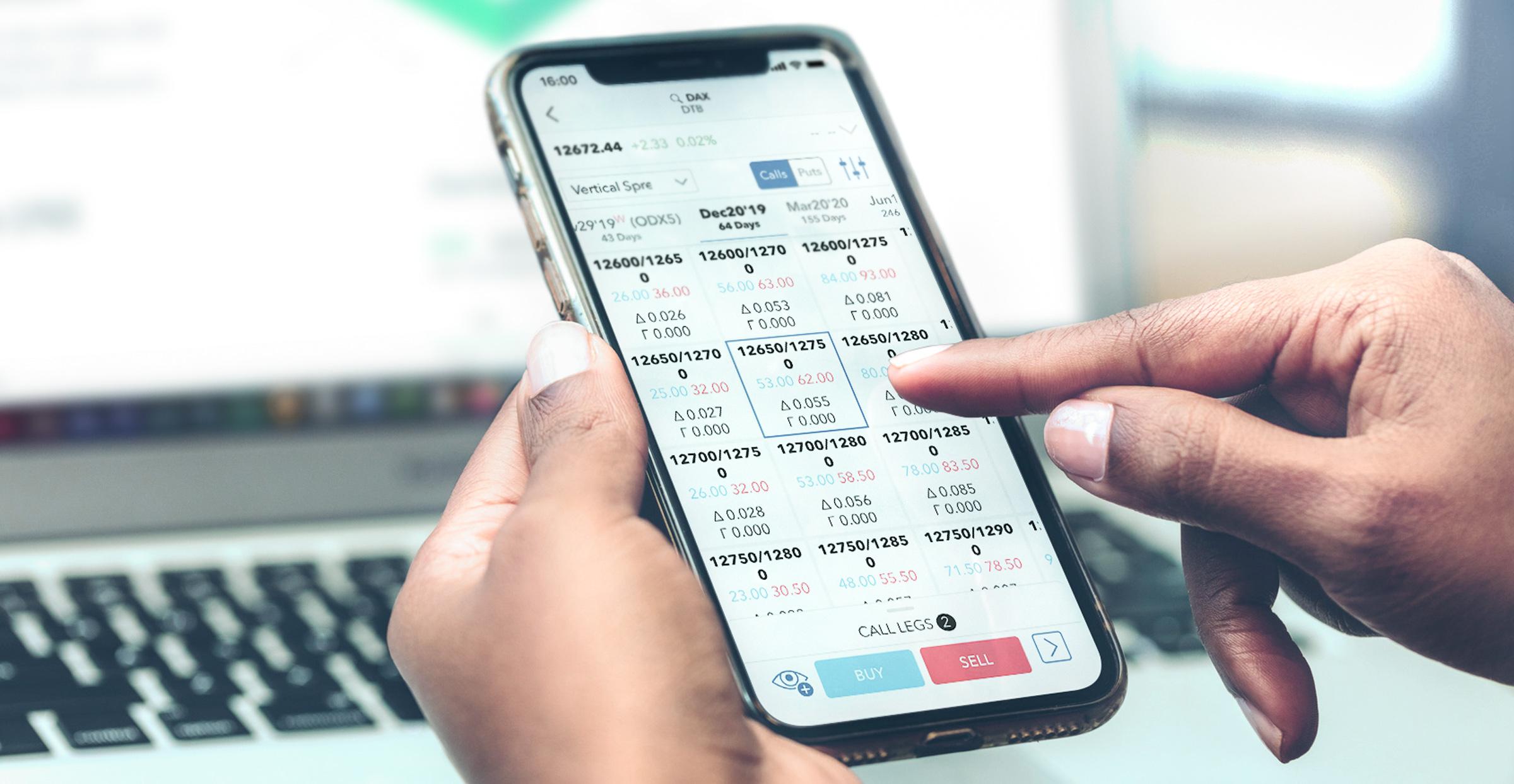 LYNX mobiilisovellukset iOSille ja Androidille