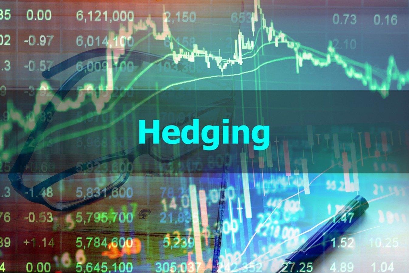 Mitä hedging tarkoittaa?