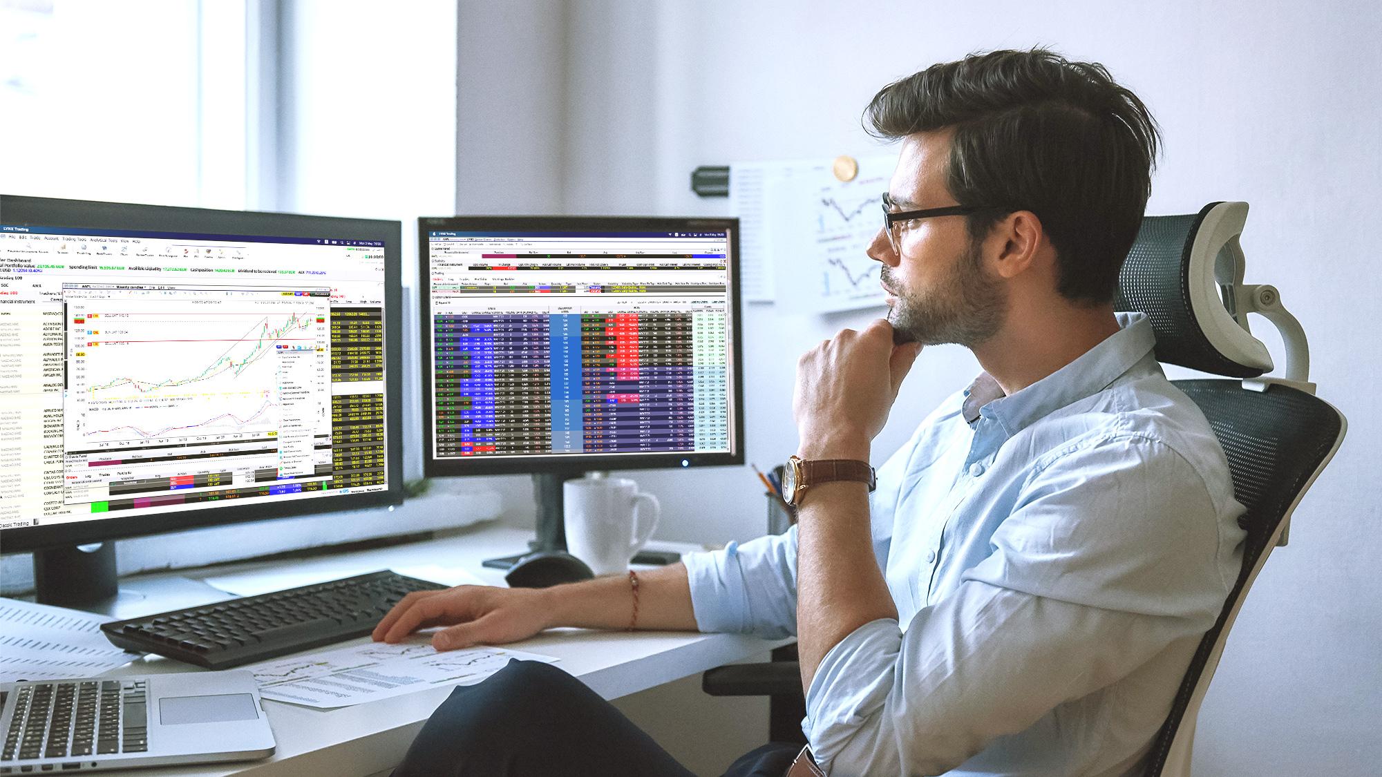 LYNX: Avaa arvo-osuustili ja sijoita veloituksetta kaupankäyntityökaluilla